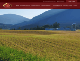 carolinamtn.com screenshot