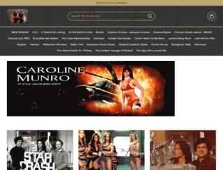 carolinemunro.org screenshot