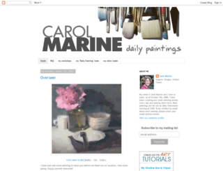 carolmarine.blogspot.com screenshot