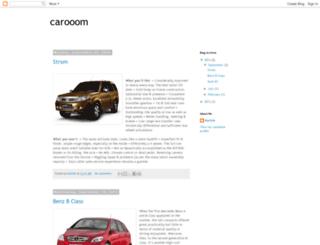 carooom.blogspot.in screenshot