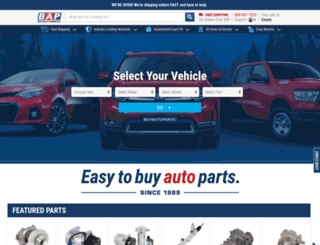 carpartkings.com screenshot