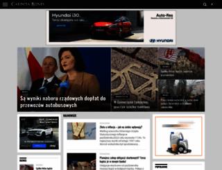 carpatiabiznes.pl screenshot