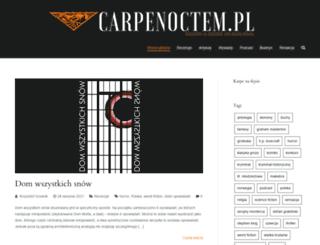 carpenoctem.pl screenshot