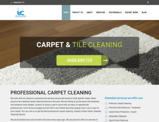 carpetcleanperth.com.au screenshot