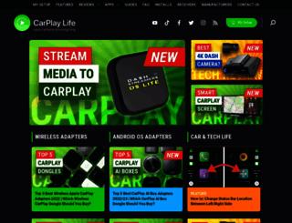 carplaylife.com screenshot