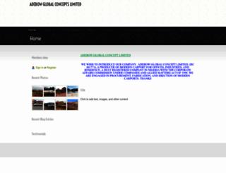carportsite.m.webs.com screenshot