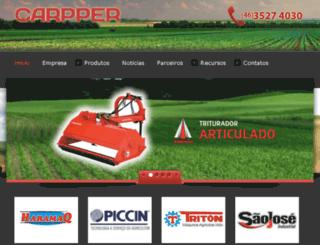 carpper.com screenshot
