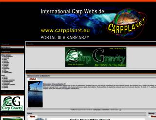carpplanet.eu screenshot