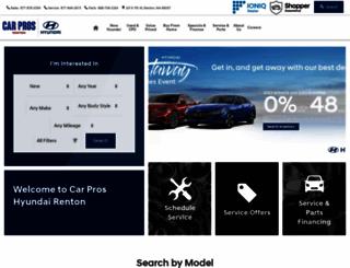 carproshyundai.com screenshot