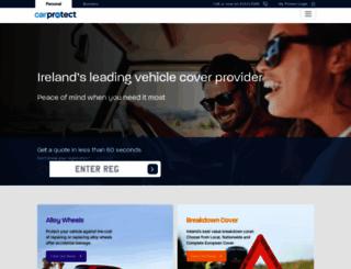 carprotect.ie screenshot