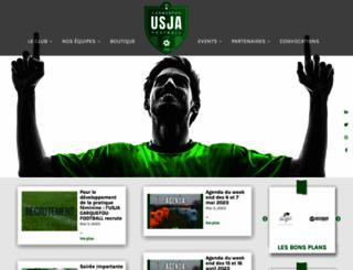 carquefou-football.com screenshot
