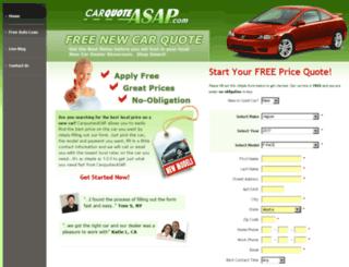 carquoteasap.com screenshot