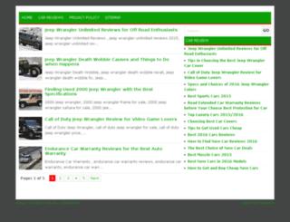 carquotereviews.com screenshot
