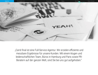 carre-final.de screenshot