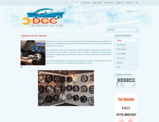 carrepairinchandigarh.com screenshot