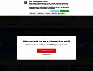 carrera-toys.com screenshot