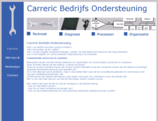 carreric.nl screenshot