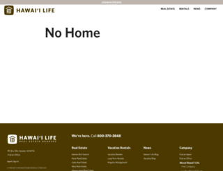 carrie.hawaiilife.com screenshot