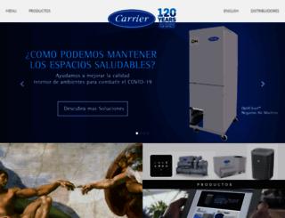 carriercca.com screenshot