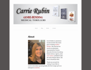carrierubin.com screenshot