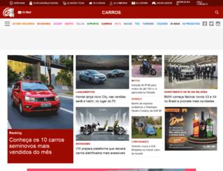 carros.ig.com.br screenshot