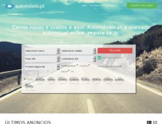 carrosusados.pt screenshot