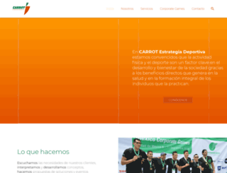 carrot.com.mx screenshot