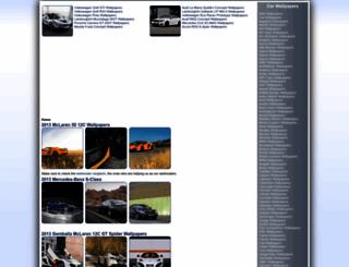 cars-wallpapers.net screenshot