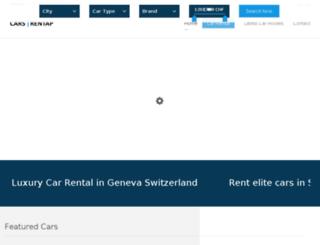 cars.rentap.ch screenshot