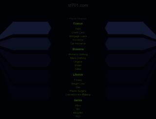 cars.st701.com screenshot