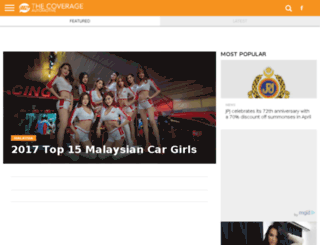 cars.thecoverage.my screenshot