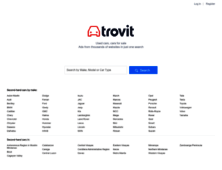 cars.trovit.ph screenshot