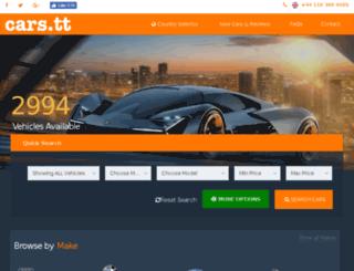 cars.tt screenshot