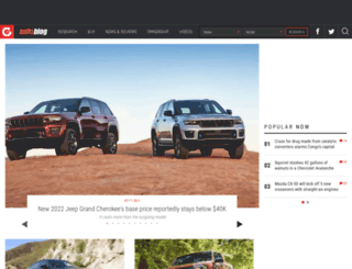 cars.yahoo.com screenshot