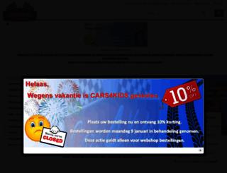 cars4kids.nl screenshot