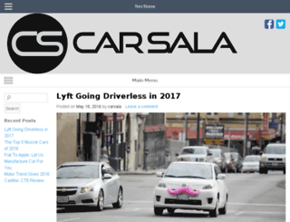 carsala.com screenshot