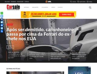 carsale.uol.com.br screenshot