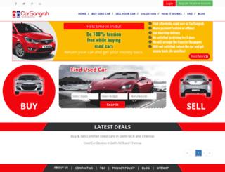 carsangrah.com screenshot