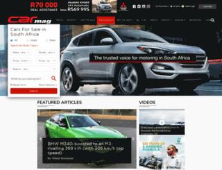 carsautobuy.co.za screenshot