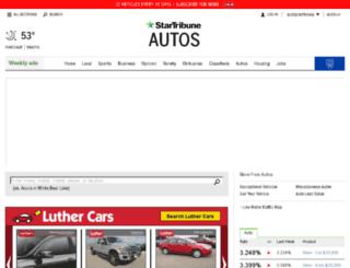 carsearch.startribune.com screenshot