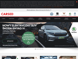 carsed.pl screenshot