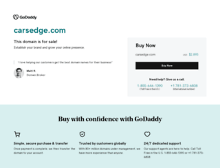 carsedge.com screenshot