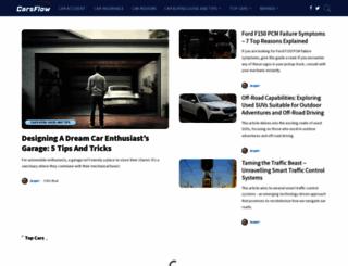 carsflow.com screenshot