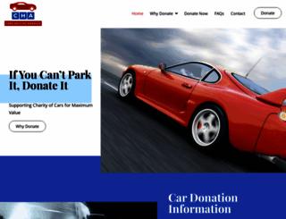 carshelpingamerica.org screenshot