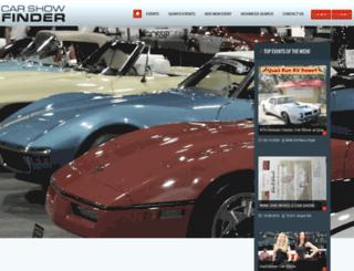 carshowfinder.org screenshot
