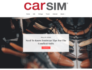 carsimg.org screenshot