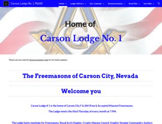 carson1.com screenshot