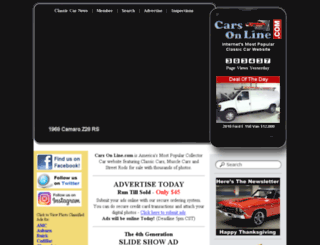 carsonline-ads.com screenshot