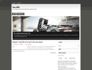 carss2015.blogspot.com screenshot