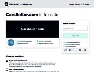 carsseller.com screenshot